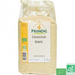 Couscous blanc 1kg primeal