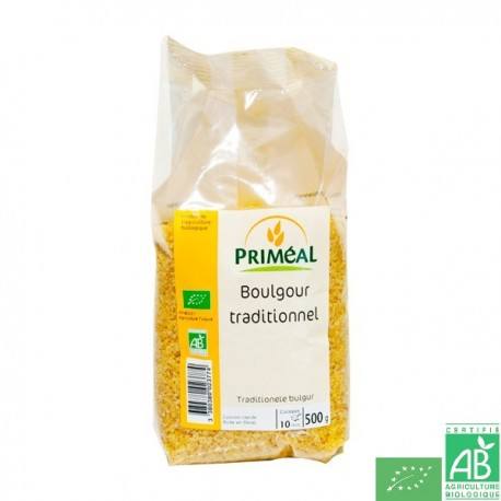Boulgour traditionnel primeal