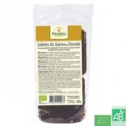 Galettes riz quinoa chocolat primeal