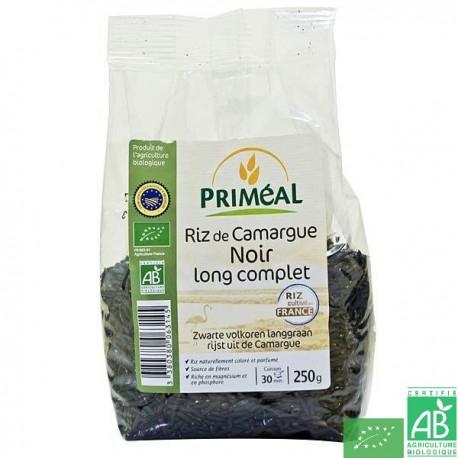 Riz de Camargue noir long Priméal