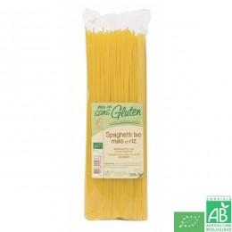 Spaghetti mais riz ma vie sansgluten