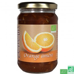 Confiture orange amère Les confitures Demelin