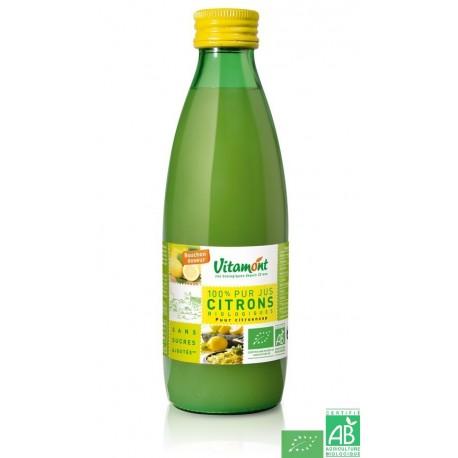 Pur jus de citron Vitamont