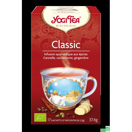 Infusion classic YOGI TEA