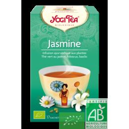 Thé vert au jasmin YOGI TEA