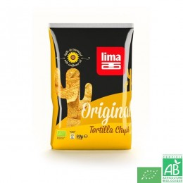 Tortilla chips original Lima