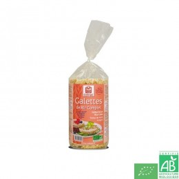 Galettes riz complet Celnat