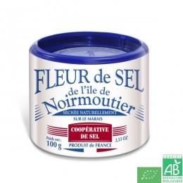 Fleur de sel de l ile de noirmoutier cooperative de sel