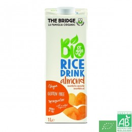 Boisson riz Amande The Bridge