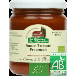 Sauce tomate provencale la reserve de champlat