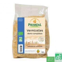 Vermicelles demi complets 500g primeal