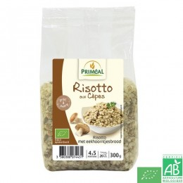 Risotto aux cepes 300g primeal