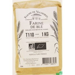 farine de ble t110 ferme de vaumorin