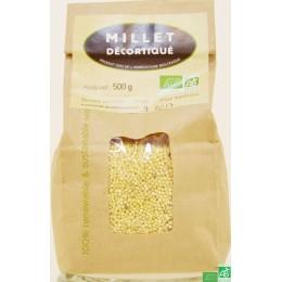 Millet decortique bernard baranger