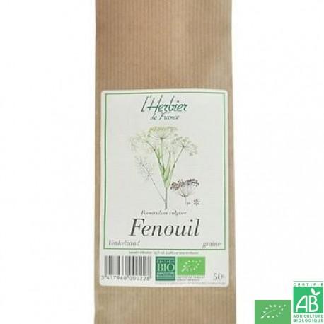 Fenouil graines l herbier de france