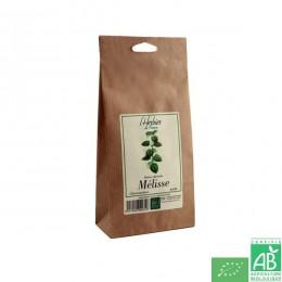Melisse feuilles l herbier de france