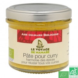 Pate pour curry le voyage de mamabe
