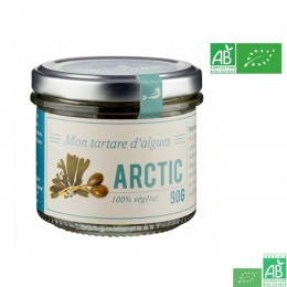 Tartare d algues arctic aua b marinoe