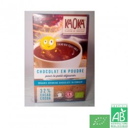 Chocolat en poudre 400g kaoka