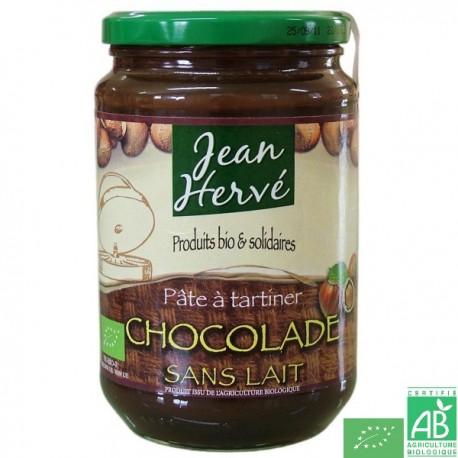 Chocolade sans lait jean herve