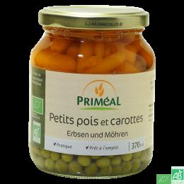 Petits pois et carottes Priméal