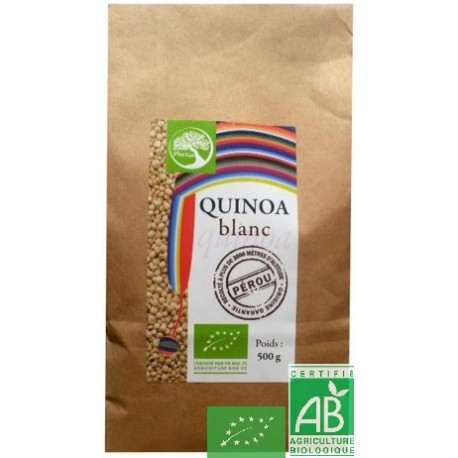 Quinoa blanc philia
