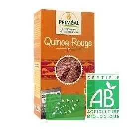 Quinoa rouge primeal