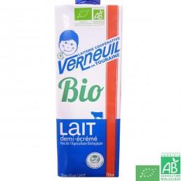 Lait 1 l Coopérative de Verneuil
