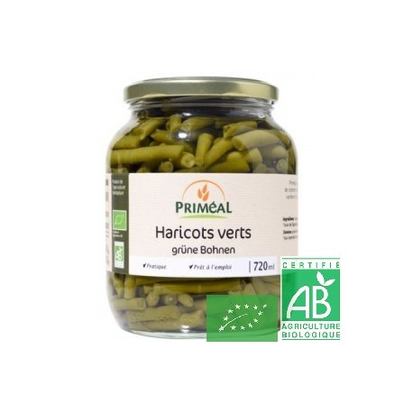 Haricots verts Priméal