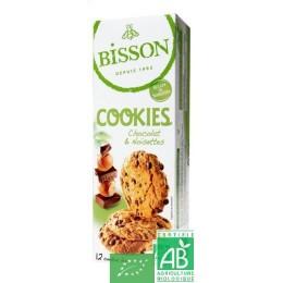 Cookies chocolat noisettes bisson