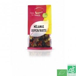 Mélange superfruits (fruits secs) les accents du s