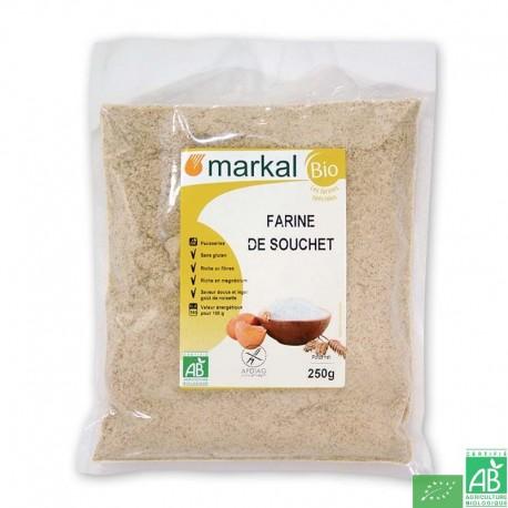 Farine de graines de souchet markal