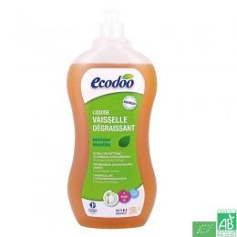 Liquide vaisselle degraissant saveur menthe ecodoo