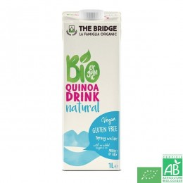 Boisson quinoa riz the bridge