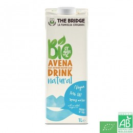 Boisson avoine 1l the bridge