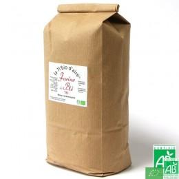 Farine de blé t80 la tibio d aire