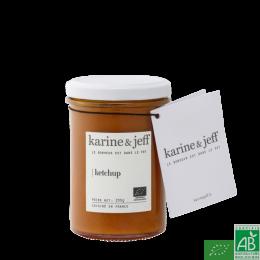 Ketchup 235g karine & jeff