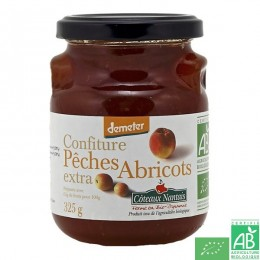 Conf peches abricots coteaux nantais