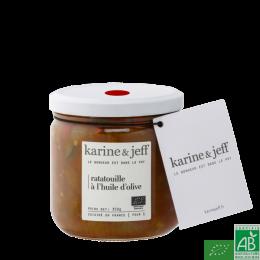 Ratatouille a l huile d olive karine & jeff