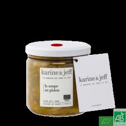 La soupe au pistou karine & jeff