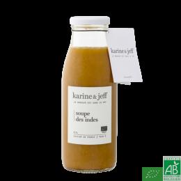 Soupe des indes 0.5l karine &jeff