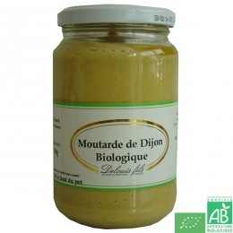 Moutarde de Dijon Delouis Bio