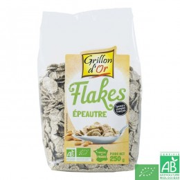 Flakes d epeautre grillons d or