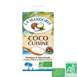Coco cuisine 25 cl la mandorle