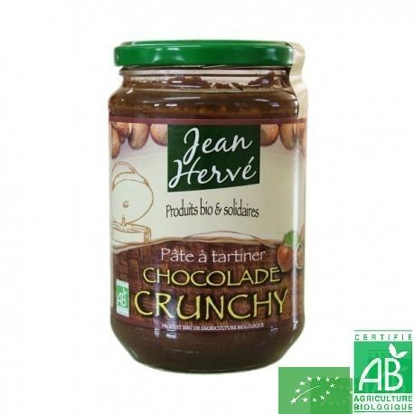 Crunchy 350g jean herve