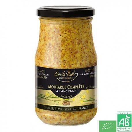 Moutarde a l'ancienne en grains emile noel