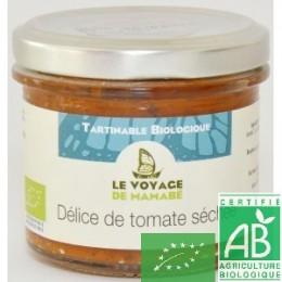 Délice tomate séchée Le voyage de Mamabé Bio