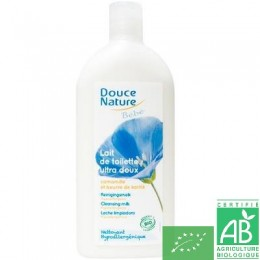 Lait de toilette ultra doux bebe douce nature