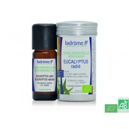 Huile essentielle eucalyptus radiata ladrome