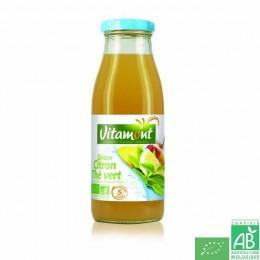 Boisson detox citron the vert vitamont